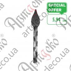 Forged spear 150х25х10 - picture