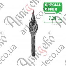 Forged spear 150х30х12 - picture