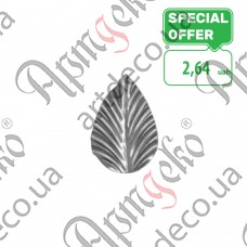 Leaf 70x47x1,2 - picture