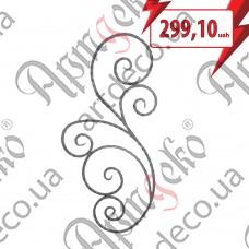 Розетка 1000х485х12 вальц. - изображение