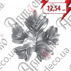 Лист 125х115х1,5 - изображение