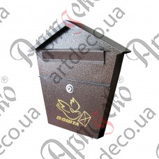Почтовый ящик 365х335х90 - изображение