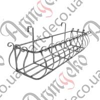 Подвазонник кованый 300х920х12х4 - изображение