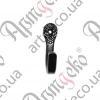 Крючок настенный 70х20х45 - изображение