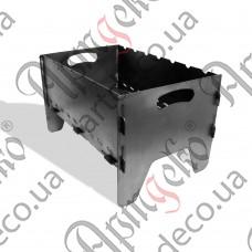 Folding brazier 275х475х300х2 - picture