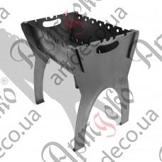 Folding brazier 505х450х280х2 - picture
