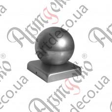Крышка 50х50 шар 60 - изображение