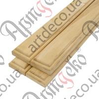 Брус деревянный (Ольха) 1500х70х35(4 шт./комплект) - изображение