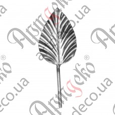 Leaf 120x47x1,2 - picture