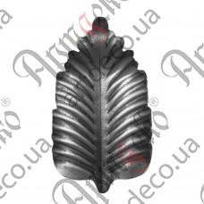 Leaf 85x50х1,5 - picture