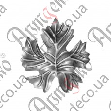 Leaf 95x85x1,2 - picture