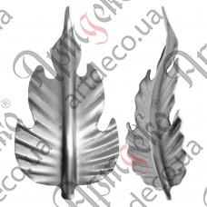 Leaf 160х85х1,2 - picture
