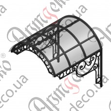 Forged cover 1200х1315(900)х1300 - picture