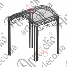 Forged cover 2040х2600(2000)х2000 - picture