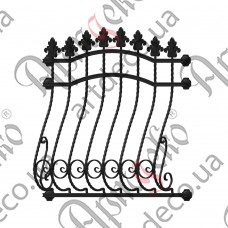 Forged grate 935х1075 - picture