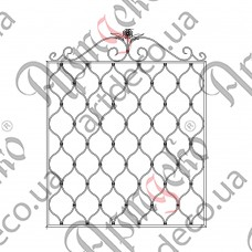 Forged grate 984x1024 - picture