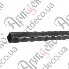 Труба 2000х60х60х3 вальц. - изображение