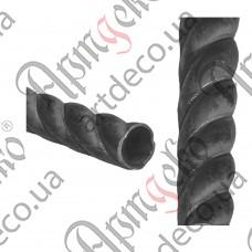 Труба витая 3000х102х2,5 - изображение