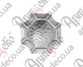 Пятка декоративная 100х100х2 - изображение