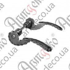 Forged handle 85х145 - picture