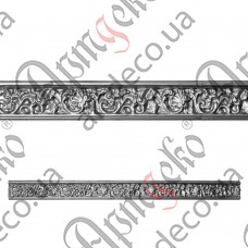 Decorative items 1000х80х0,8 - picture