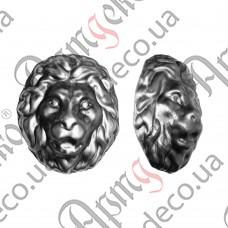 Лев штампованный 200х170х1,5 - изображение