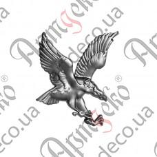Орёл штампованный 200х175х1,2 левый - изображение