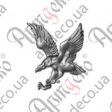 Stamped eagle 200х175х1,2 right - picture