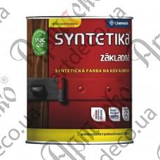 Грунт алкидный кирпичный, Chemolak 2,5 л - изображение