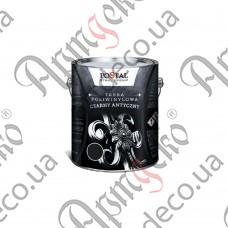 Краска Postal чёрная 3л - изображение