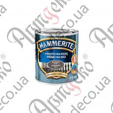 Краска Hammerite молотковая серая 2,5л - изображение