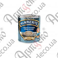 Краска Hammerite молотковая золотая 0,700л - изображение
