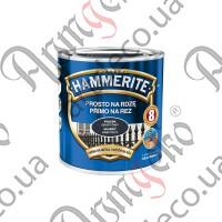 Краска Hammerite глянцевая графит 2,5л - изображение