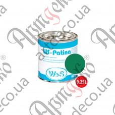 Патина WS-Plast зелень 0,250 л - изображение