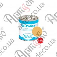 Патина WS-Plast золото 0,250 л - изображение