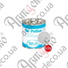 Патина WS-Plast серебро 0,250 л - изображение