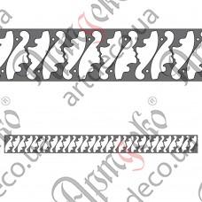 Die cutting 1250х117х2 - picture