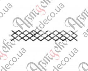 Фриз декоративный 215х1235х3 - изображение