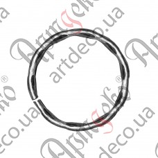 Ring 150x12x6 beaten - picture