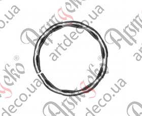 Кольцо 150х12х6 вальц. - изображение