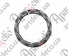 Кольцо 120х12 вальц. - изображение