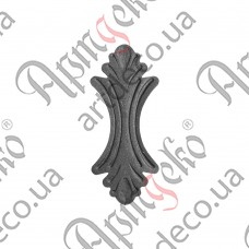 Shield 250х110х5 - picture
