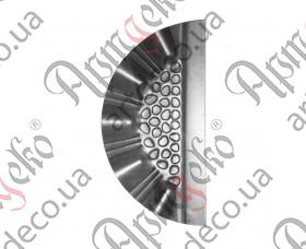 Кованая накладка 205x105x2 - изображение