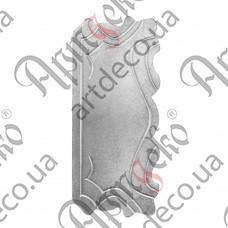 Накладка 320х140х2 - изображение