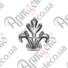 Decorative items 120х112х2 - picture