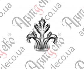 Декоративный элемент 120х112х2 - изображение