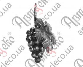 Виноград 200х120х8 кора - изображение