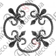 Rosette 280x280x10 - picture
