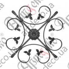 Rosette 470x470x12x6/12 - picture
