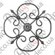 Rosette 390x385x12x6 - picture